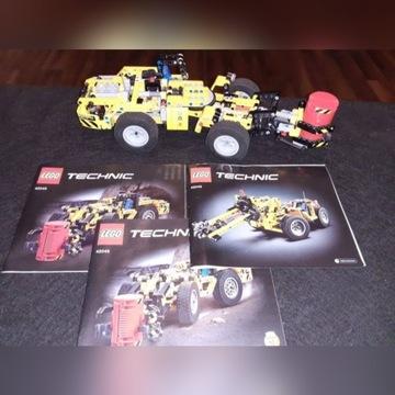 Lego Technic 42049 Zestaw