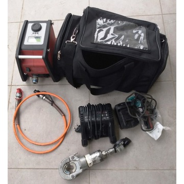 Akumulatorowa pompa hydrauliczna CP700EC HP8 F.VAT
