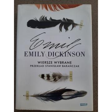 Emily Dickinson Wiersze Wybrane przekład Stanisław