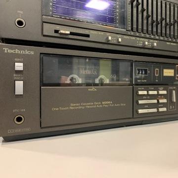 Technics M206A. DECK/Magnetofon