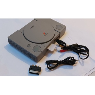 PSX PS 1 Playstation 1 100% JAK NOWA! SCPH-9002