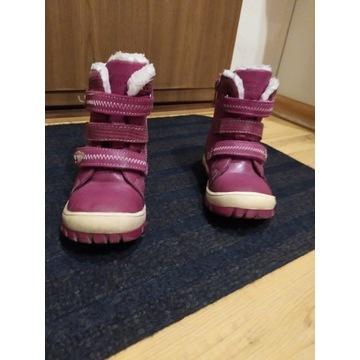 Kozaki kozaczki Lasocki Kids 22 buty na zimę