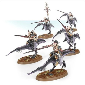 10x Hellstriders - Hedonites of Slaanesh