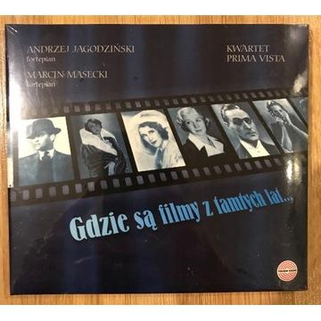 Gdzie są filmy z tamtych lat... nowa CD (2000)
