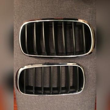 OE Atrapy grill nerki BMW X5 F15   X6 F16