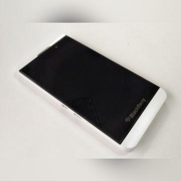 Biały Z10 blackberry jak nowy wersja z 4G LTE