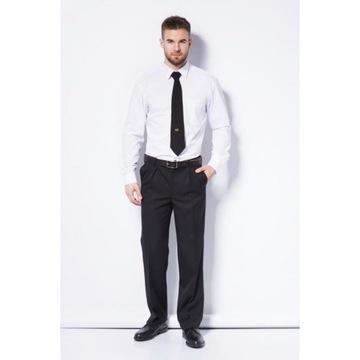 Koszula męska Modus biała 41/42B długi rękaw Nowa