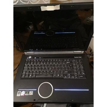 Laptop Packard Bell model Minos GP3
