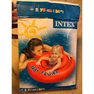 Intex koło fotelik siedzisko do pływania
