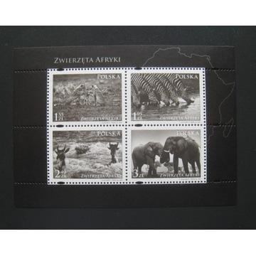 4271 -4274** blok 217 (185) Zwierzęta Afryki