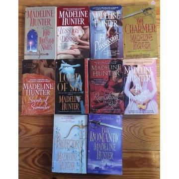 Madeline Hunter 10 książek