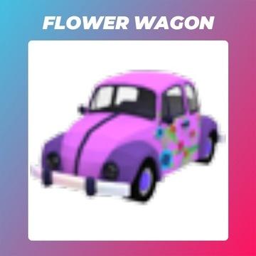 Roblox Adopt Me Flower Wagon
