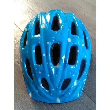 dziecięcy kask rowerowy rozmiar S 48-52cm