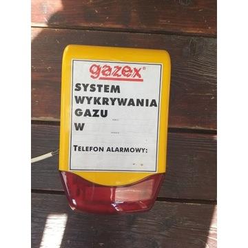 sygnalizator akustyczno-optyczny SL-21 GAZEX
