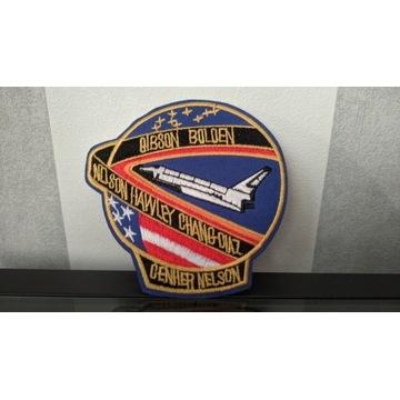 Naszywka Nasa Apollo USA patch