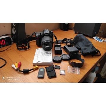 Nikon D 7200 Fotografia