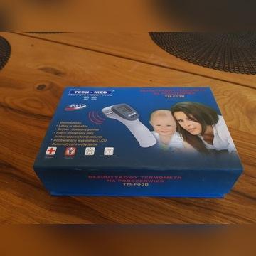Termometr bezdotykowy Tech - med