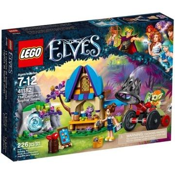 LEGO ELVES 41182 ZASADZKA NA SOPHIE JONES UNIKAT