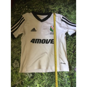 Strój sportowy Adidas Legia 5-6 lat