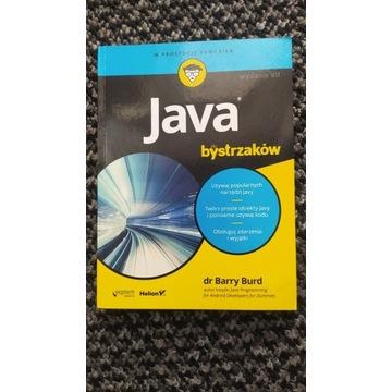 Java dla bystrzaków. Wydanie VII Autor: Barry A. B