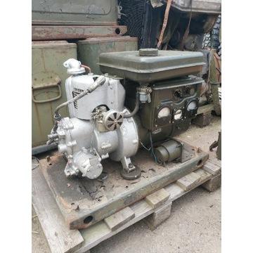 GENERATOR AB1 1,5 kW AGREGAT PR膭DOTW脫RCZY ZSRR