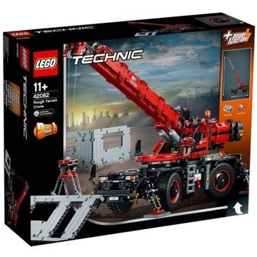 Klocki LEGO Technic Dźwig 42082 NOWY