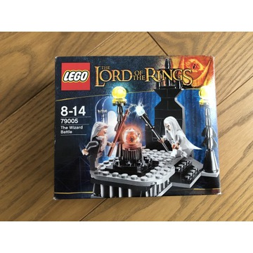 Lego Lord of the Rings 79005 z pudełkiem UNIKAT