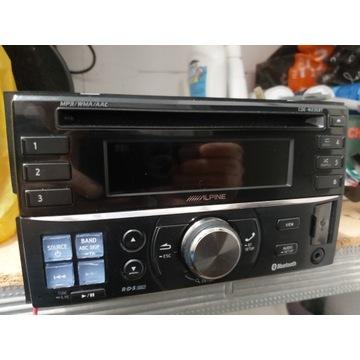 ALPINE CDE-W235BT 2DIN Bluetooth
