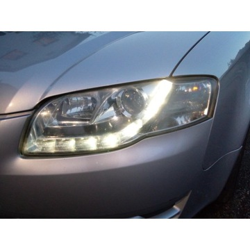 Lampy Audi A4 B7