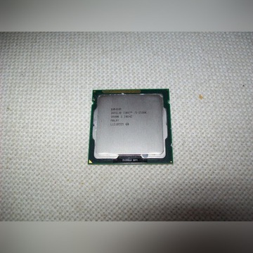 Procesor INTEL CORE i5-2500K