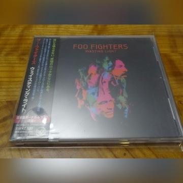 CD FOO FIGHTERS JAPAN