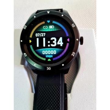 Smartwatch s6 zegarek plus wymienny pasek