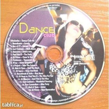 Składanka Dance Club, trance i dance, 18 klubowych