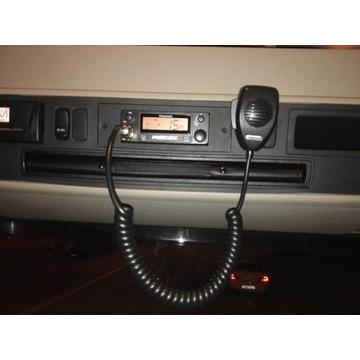 Montaż CB radia, strojenie anten CB