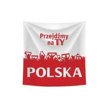 Flagi Przejdźmy na Ty