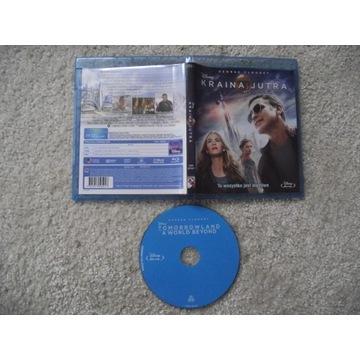 KRAINA JUTRA ,film Blu-Ray, nowy bez folii