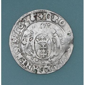grosz 1626, Gdańsk Zygmunt III Waza