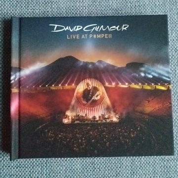 DAVID GILMOUR Live At Pompeii 2CD