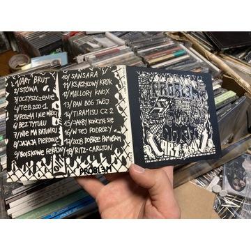 PRO8L3M - Art Brut CD z podpisami