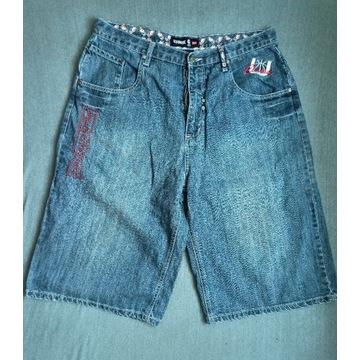 Krótkie spodenki NBA UNK CHICAGO BULLS L jeans