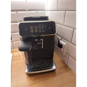 Ekspres do kawy philips latte go