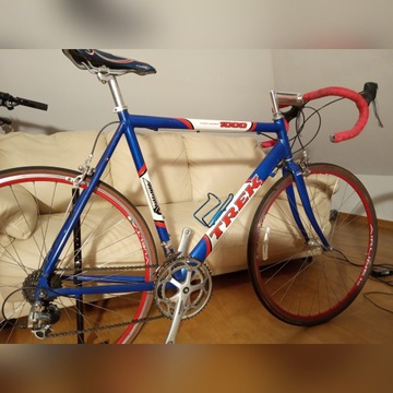 Rower szosowy kolarzówka Trek 1000 Warszawa