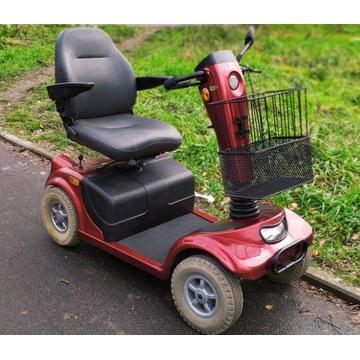 Elektryczny skuter wózek inwalidzki STERLING XS 4