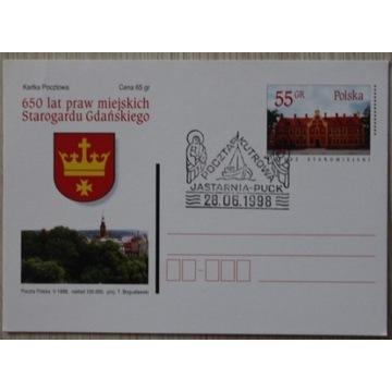 650 lat praw miejskich Starogardu Gdańskiego