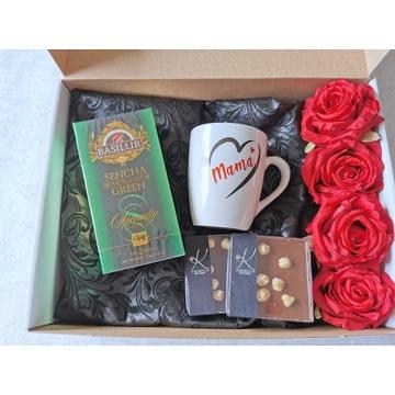 Prezent dla mamy gift box dzień mamy