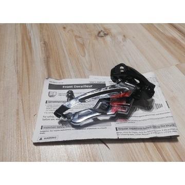 Shimano XT M8000 DM 2x11 MTB przednia przerzutka