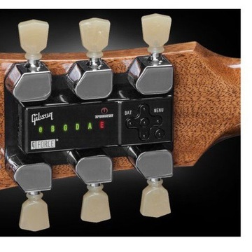 Gibson G Force Standart  Tuning