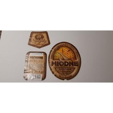 Etykieta Kormoran Miodne 2013 rok