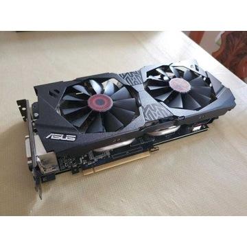 Karta graficzna Asus GeForce GTX 970 Strix 4GB
