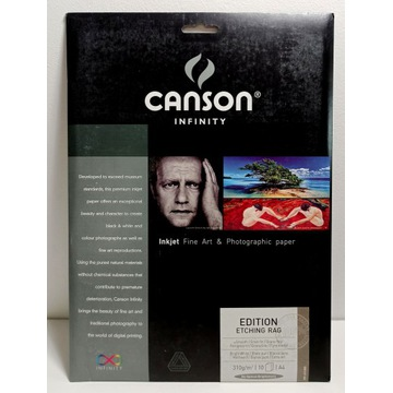 Canson Infinity Edition Etching Rag 310g - A4